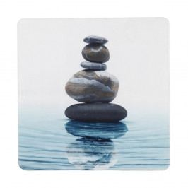 Protiskluzová koupelnová podložka Wenko Balance, 54x54cm