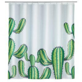 Sprchový závěs Wenko Cactus, 180x200cm