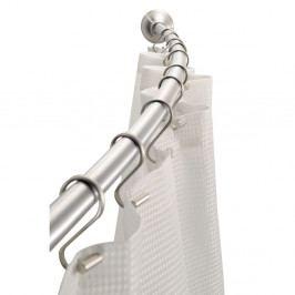 Nerezové konzole na sprchový závěs s nastavitelnou délkou iDesign Cameo