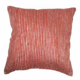 Červený povlak na polštář Tiseco Home Studio Rimboo Diesta, 45 x 45 cm