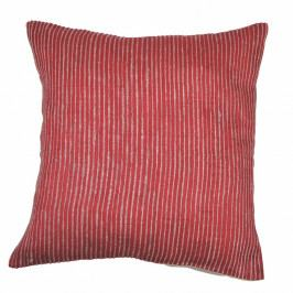 Červený povlak na polštář Tiseco Home Studio Rimboo, 45 x 45 cm