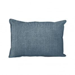 Polštář Linen Couture Lino Blue Sky, 50 x 35 cm