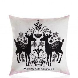 Polštář s výplní Christmas V14, 45 x 45 cm