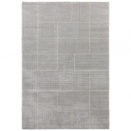 Světle šedý koberec Elle Decor Glow Castres, 160 x 230 cm