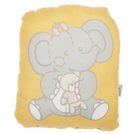 Dětský polštářek s příměsí bavlny Apolena Pillow Toy Caretto, 22 x 27 cm