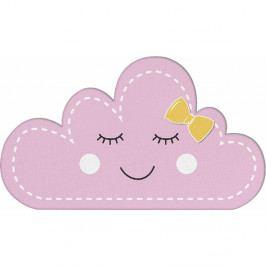 Dětský polštářek s příměsí bavlny Apolena Pillow Toy Unicorn III, 35 x 24 cm