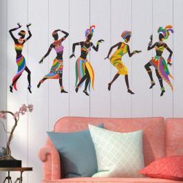 Dekorativní nálepka na stěnu Carneval