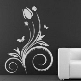 Dekorativní nálepka na stěnu Holly