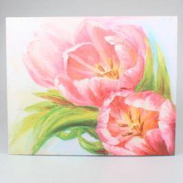 Nástěnný obraz na plátně Dakls Flower, 56x46cm