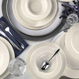 24dílná sada porcelánového nádobí Kutahya Russna