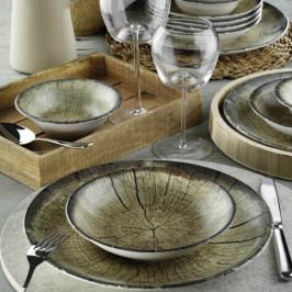 24dílná sada porcelánového nádobí Kutahya Baleo