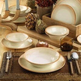 24dílná sada porcelánového nádobí Kutahya Lumno
