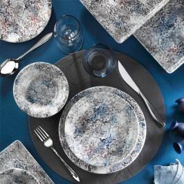 24dílná sada porcelánového nádobí Kutahya Galeo