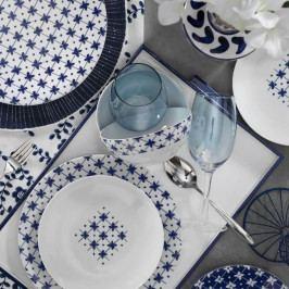 24dílná sada porcelánového nádobí Kutahya Bukno