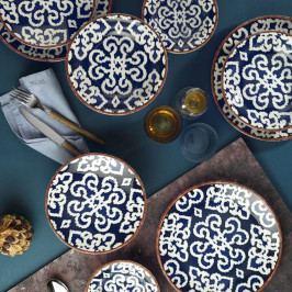 24dílná sada porcelánového nádobí Kutahya Putio