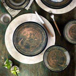 24dílná sada porcelánového nádobí Kutahya Sangrio