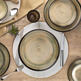 24dílná sada porcelánového nádobí Kutahya Farsio