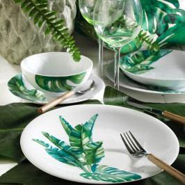 24dílná sada porcelánového nádobí Kutahya Tracio
