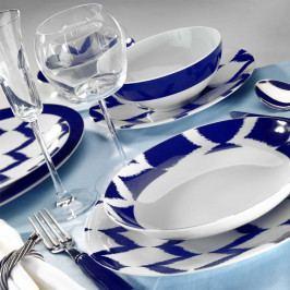 24dílná sada porcelánového nádobí Kutahya Bora Bora