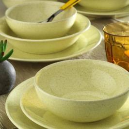24dílná sada porcelánového nádobí Kutahya Fenty