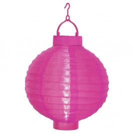 Solární LED lucerna Best Season Pinkie, ø20cm
