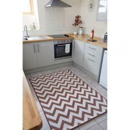 Červený koberec Flair Rugs Trieste, 160 x 230 cm