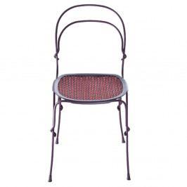 Filaovo-červená jídelní židle Magis Vigna