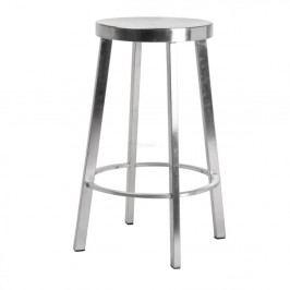 Hliníková barová židle Magis Deja-vu, výška 76cm