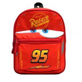 Červený školní batoh Bagtrotter McQueen