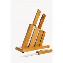 Set 3 nožů a bloku Bambum Vallon