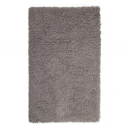 Tmavě šedá koupelnová předložka z organické bavlny Aquanova Mezzo Shark, 70 x 120 cm