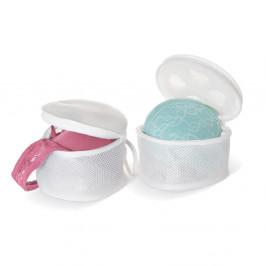 Sada 2 ochranných košíčků na praní podprsenek Domopak Laundry