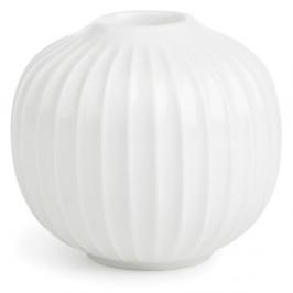 Bílý porcelánový svícen Kähler Design Hammershoi, ⌀ 7,5 cm