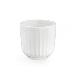Bílý porcelánový hrnek na espresso Kähler Design Hammershoi, 1 dl
