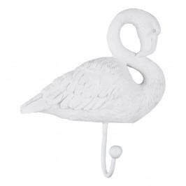 Bílý háček PT LIVING Flamingo