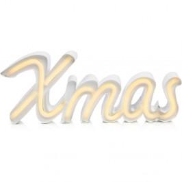 Bílá LED světelná dekorace Markslöjd Xmas, délka 40 cm
