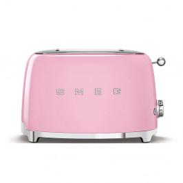 Růžový toustovač SMEG