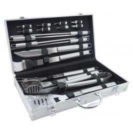 Set 18 kusů grilovacího nářadí v kufříku Cattara Alu