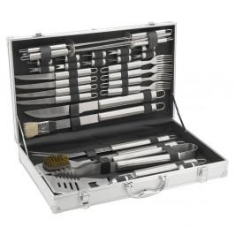 Set 30 kusů grilovacího nářadí v kufříku Cattara Alu