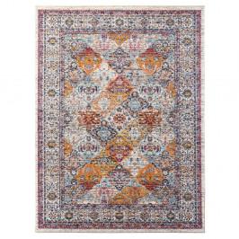 Krémovo-oranžový koberec Nouristan Kolal, 80 x 150 cm