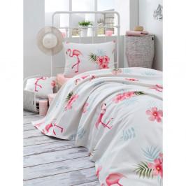 Bavlněný přehoz přes postel Muniro Cassie, 160 x 235 cm