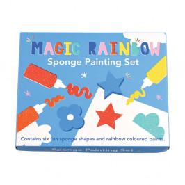 Sada barevných tiskátek Rex London Magic Rainbow