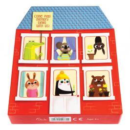Dětská paměťová hra Rex London Memory