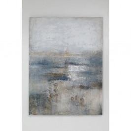 Obraz olejomalba Kare Design Into The Night, 120 x 90 cm