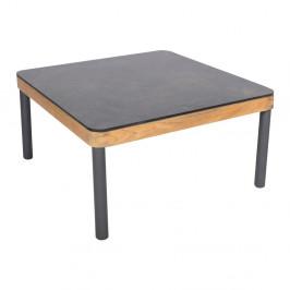 Zahradní konferenční stolek z teakového dřeva s HPL deskou Ezeis Kallysta