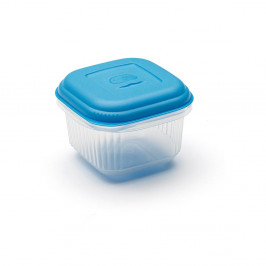 Dóza s víkem na jídlo Addis Seal Tight Square Foodsaver, 600 ml