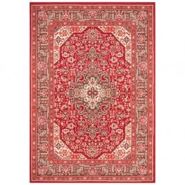 Světle červený koberec Nouristan Skazar Isfahan, 120 x 170 cm