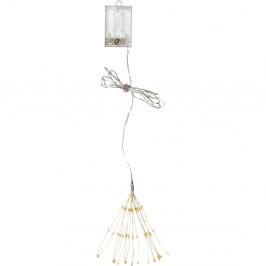Závěsná svítící LED dekorace Best Season Hanging Firework Light Warm, 60 světýlek
