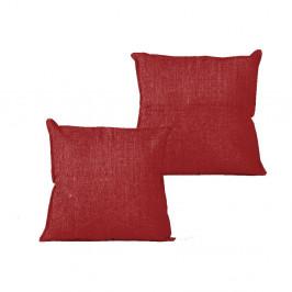 Povlak na polštář Linen Couture Red, 45 x 45 cm