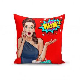 Povlak na polštář Minimalist Cushion Covers Gesso, 45 x 45 cm